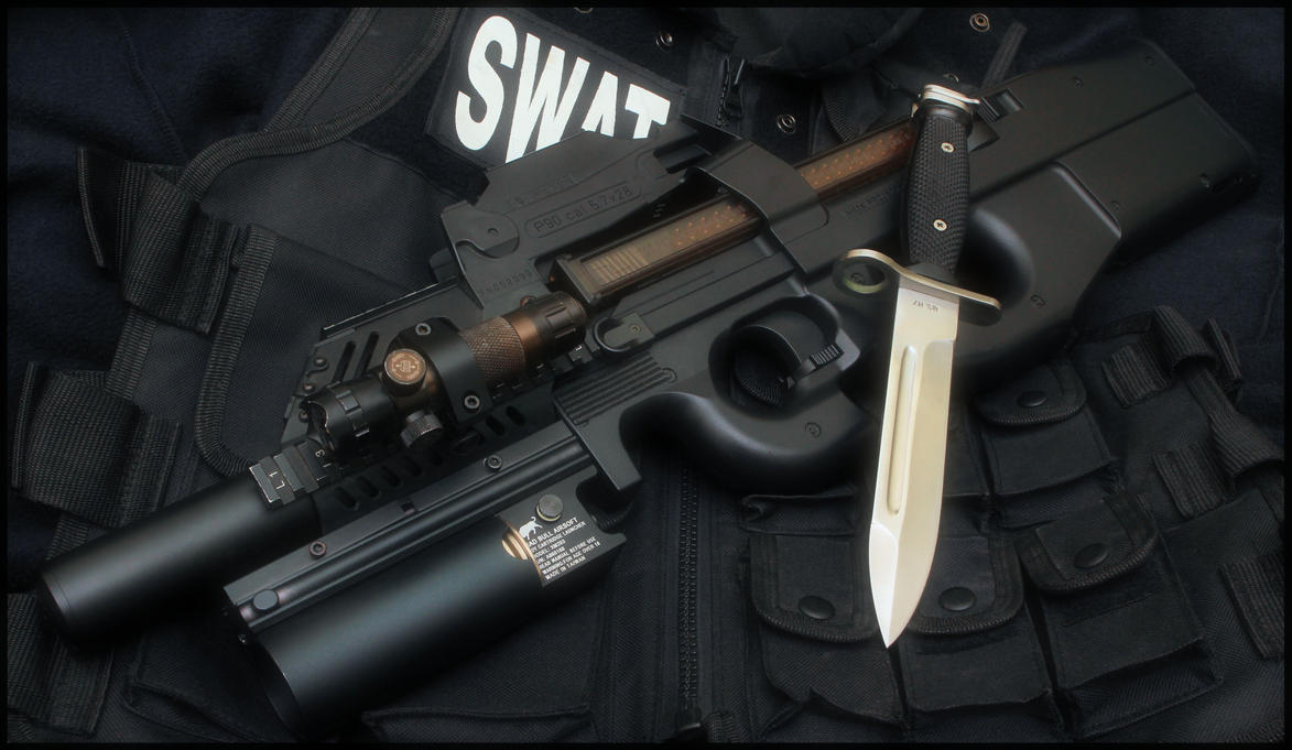 "FN ""Pimp"" 90 by SWAT-Strachan"