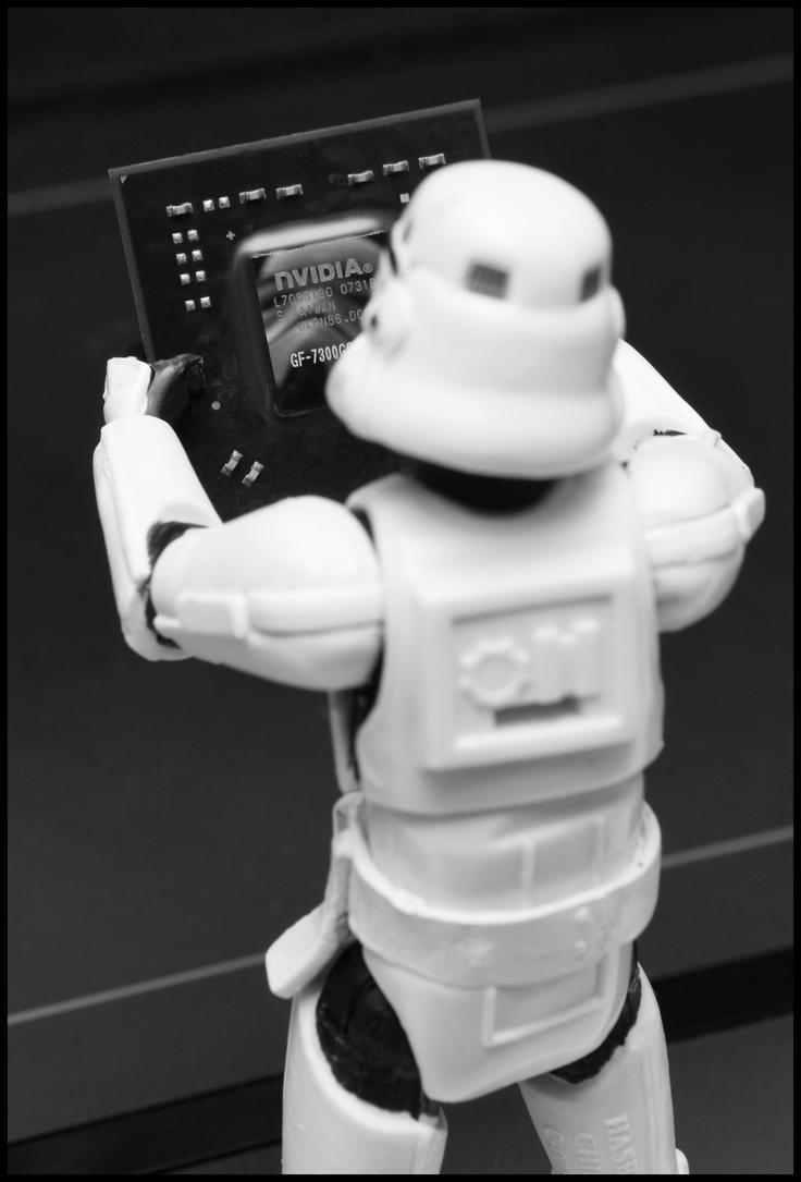 Alien technology. by SWAT-Strachan