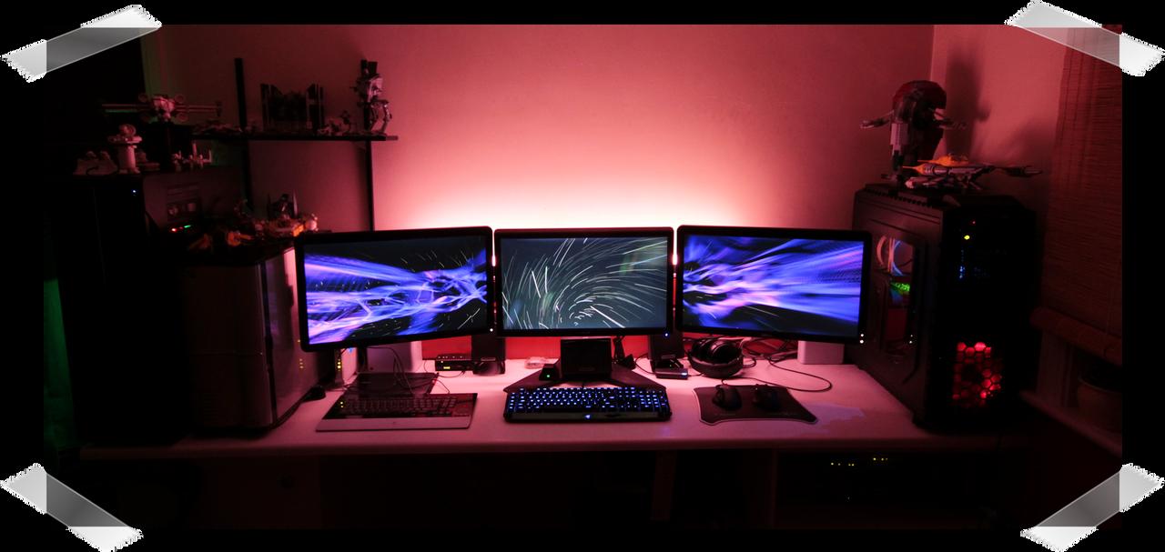 sparta hd triple monitor wallpaper - photo #33