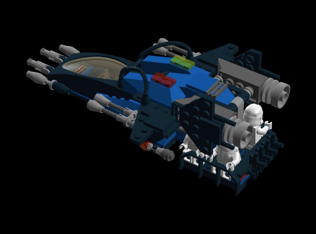 Drop Ship  MK3 - 2 by SWAT-Strachan
