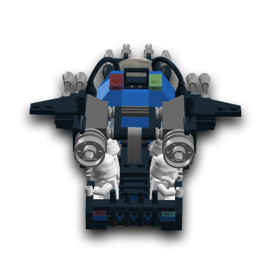 Drop Ship  MK3 - 4 by SWAT-Strachan