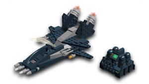 Drop Ship MK3 - Shadowtrooper variant