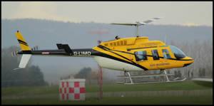 Bell 206L1 Long Ranger
