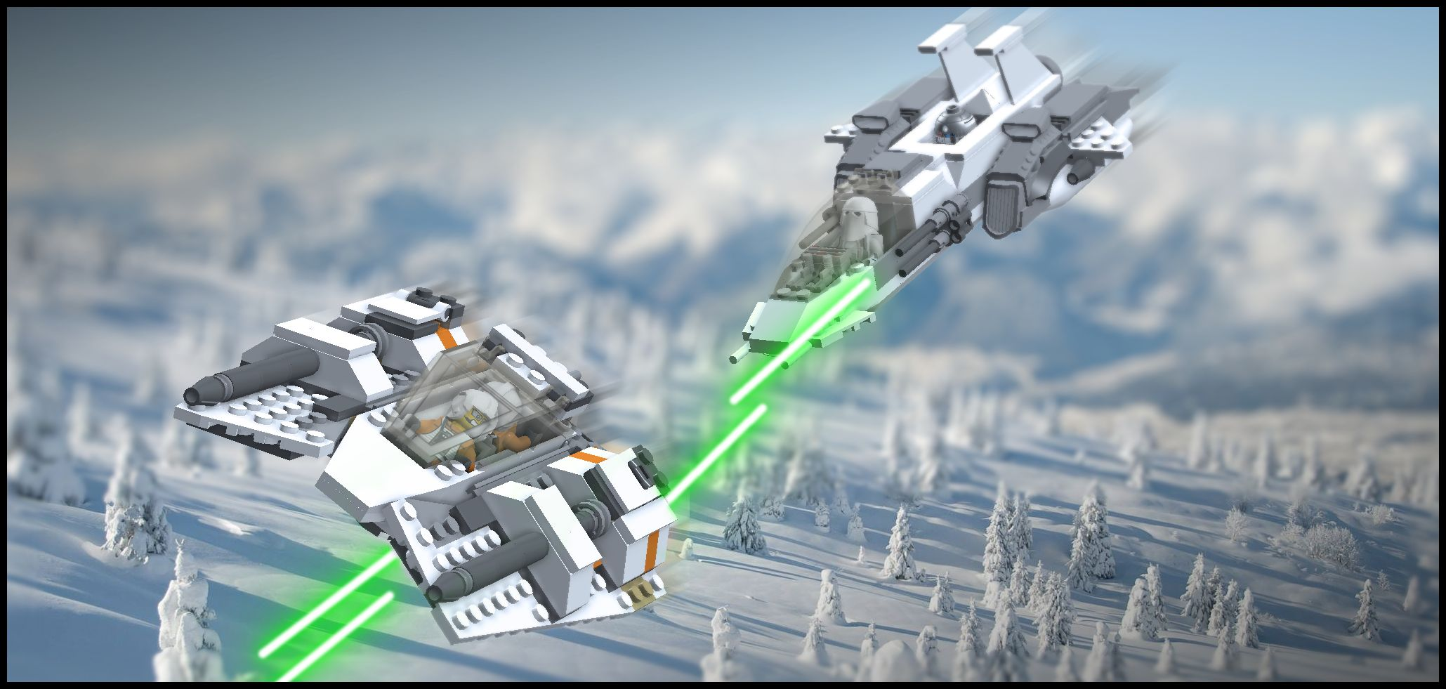 Hoth Take 2... by SWAT-Strachan