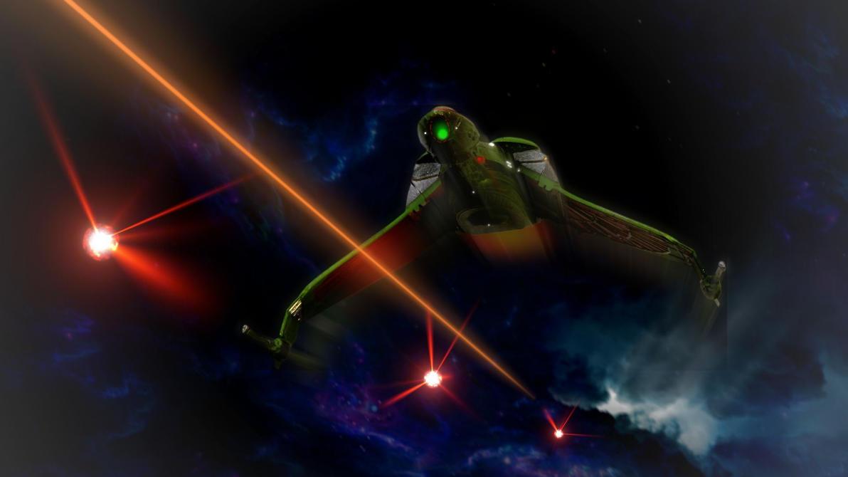 Klingon Tenacity by SWAT-Strachan