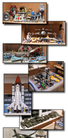 Lego collection as of 29/05/14...