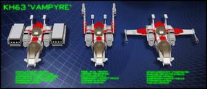 KH63 'Vampyre' multi-role platform