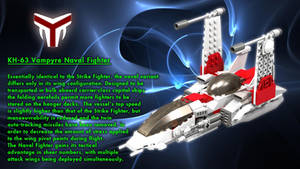 Vampyre Naval Variant Overview