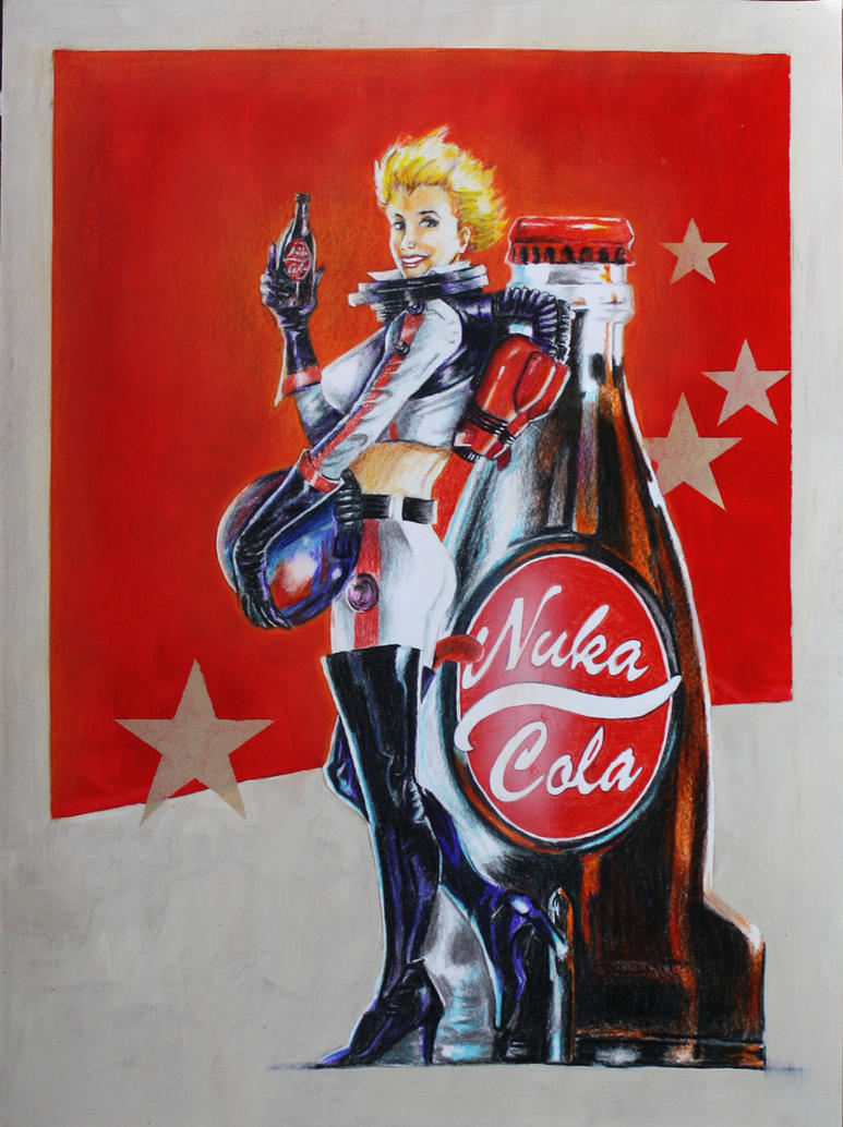 Fallout Nuka Cola by Tausend-Nadeln