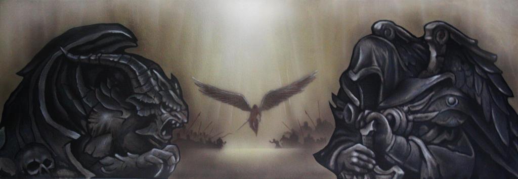 Diablo III by Tausend-Nadeln