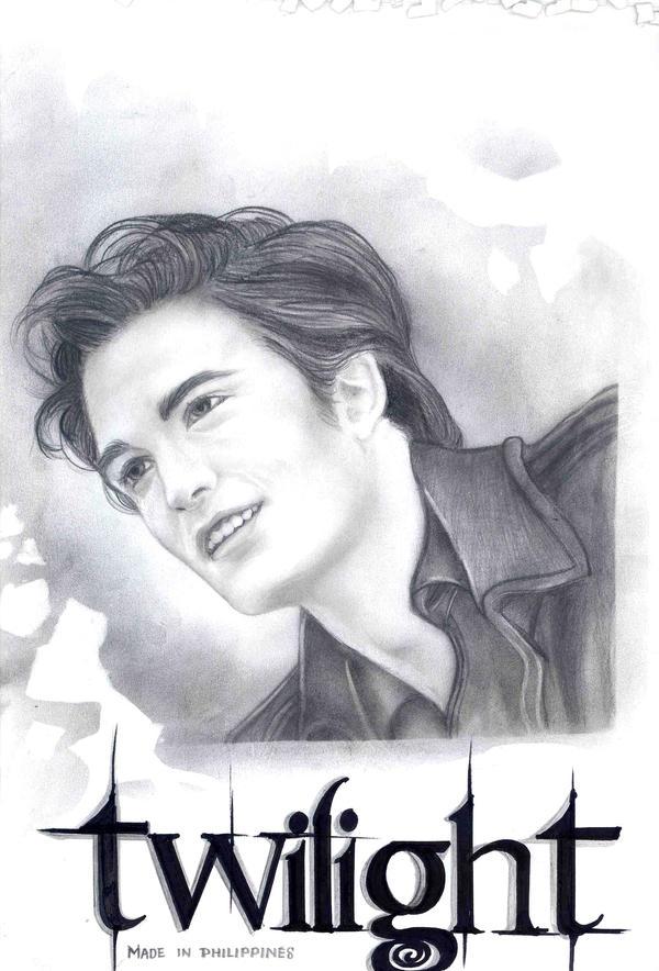 Edward Cullen By Rheasan On Deviantart