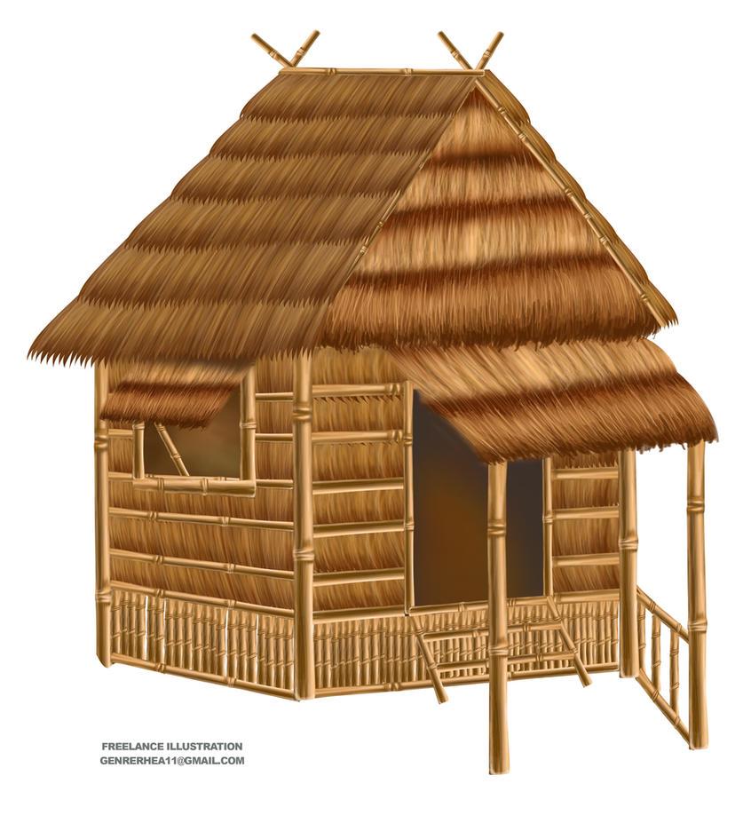 Hut Design: Modern Bahay Kubo Nipa Hut