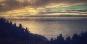 Oregon evening