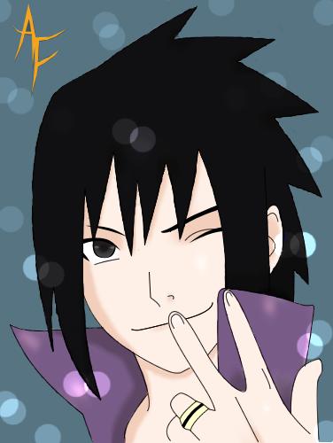 Sasuke Road to Ninja by Ayuukimi