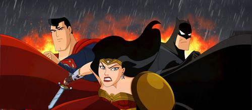 Batman v Superman-Dawn of Justice by SaiyanGoddess