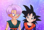 What if -femGoten and Trunks