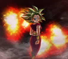.:COLLAB:. Kefla by SayianGoddess and Timz115