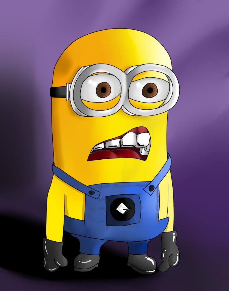 Despicable Me Minion Rush Apk minon - déf...