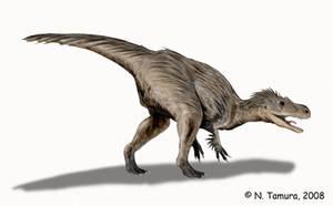 Appalachiosaurus by NTamura