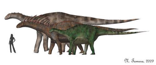 Dicraeosaurids