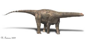Hypselosaurus by NTamura