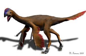 Oviraptor by NTamura