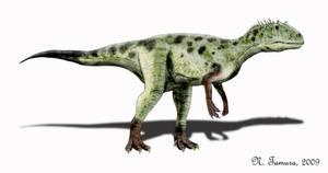 Piatnitzkysaurus by NTamura