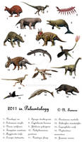 2011 in Paleontology