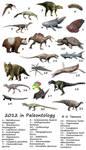 2012 in Paleontology