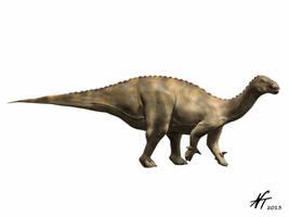 Lurdusaurus by NTamura