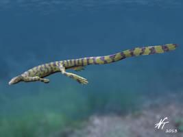 Tangasaurus by NTamura