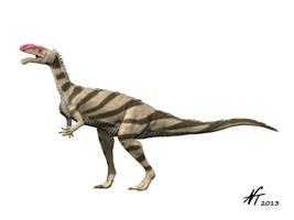 Noasaurus by NTamura