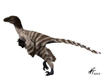 Geminiraptor by NTamura