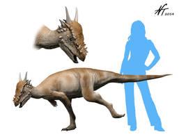 Stygimoloch by NTamura