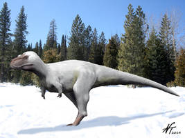 Nanuqsaurus by NTamura