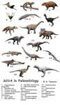 2014 in Paleontology