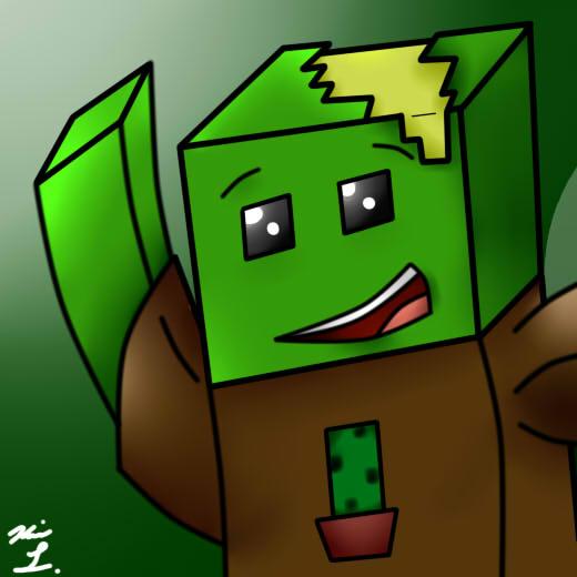 Minecraft Avatar Minecraft avatar by: imgarcade.com/1/minecraft-avatar