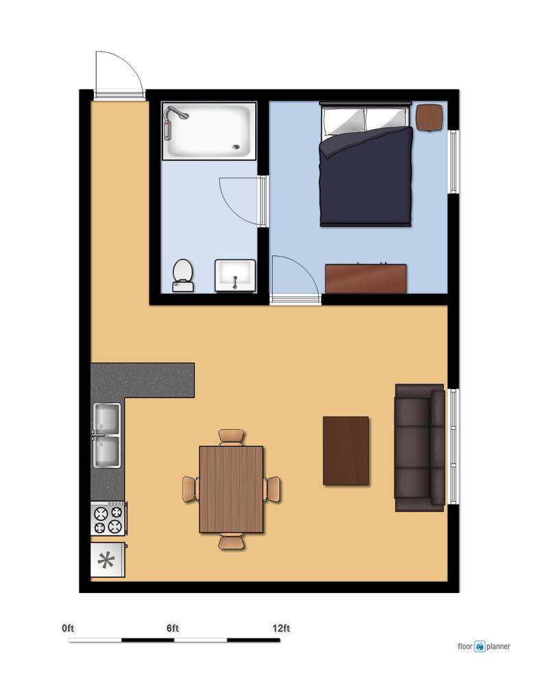 Charmant Narutou0027s Apartment Layout By Ramrikai ...