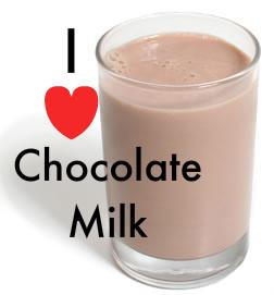 chocolate milk by Klaudia333