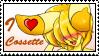 I love Cossette by GigiCatGirl