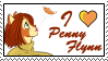 I love Penny Flynn by GigiCatGirl