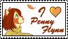 I love Penny Flynn by GigiCatGirl