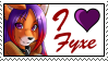 I love Fyxe by GigiCatGirl
