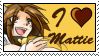 I love Mattie by GigiCatGirl