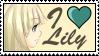 I love Lily by GigiCatGirl