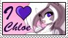 I love Chloe by GigiCatGirl