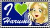I love Harumi by GigiCatGirl