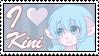 I love Kini by GigiCatGirl