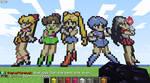 Minecraft, Sailor Moon