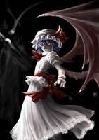 Remilia Scarlet by nisemono-mbby